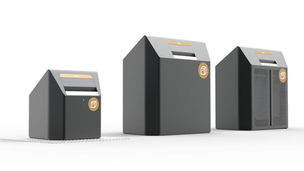 Alexandra Instituttet og CF Møller vinder designforslag til digitale affaldsbeholdere