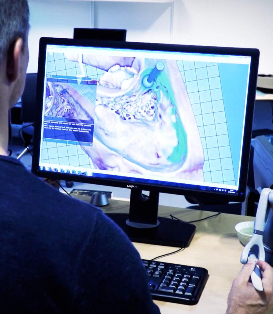 simulator kirugi VES alexandra software