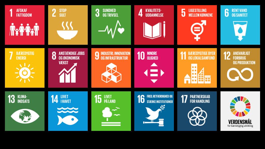 FN's Verdensmål; Digital grøn omstilling; Alexandra Instituttet